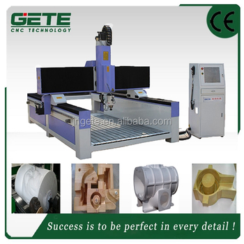 MH4A affordable prices 5-axis cnc grinding machines for wood and foam mould making