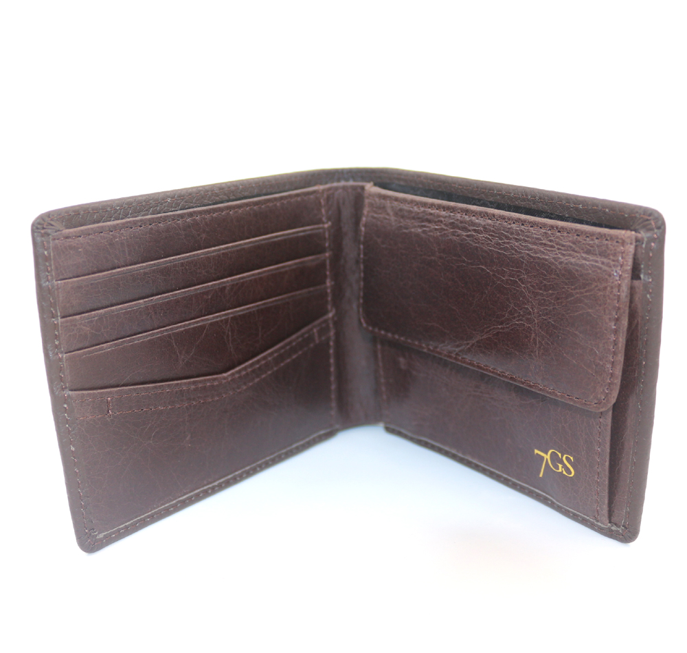 Shenzhen OEM Factory Customizes High Quality Genuine cowhide leather <strong>Men</strong> Wallets