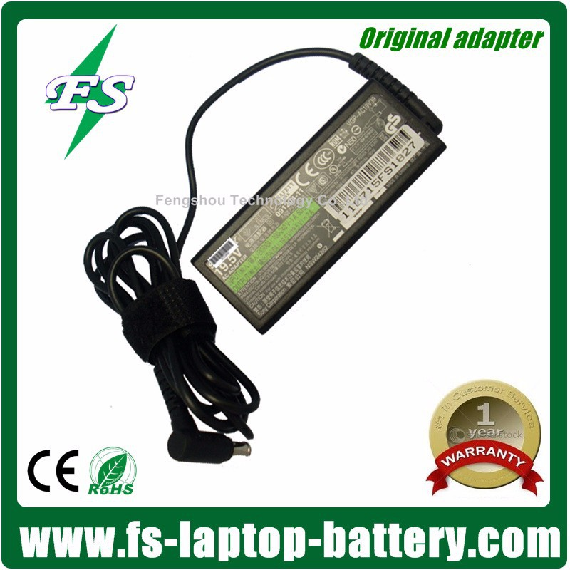 Best sale 19.5V 2A VGP-AC19V39 universal external laptop battery charger Adapter for sony