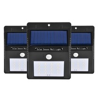 16 LEDs Outdoor Wireless Solar Powered