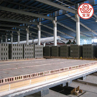 Electric Clay Brick Kiln Equipment