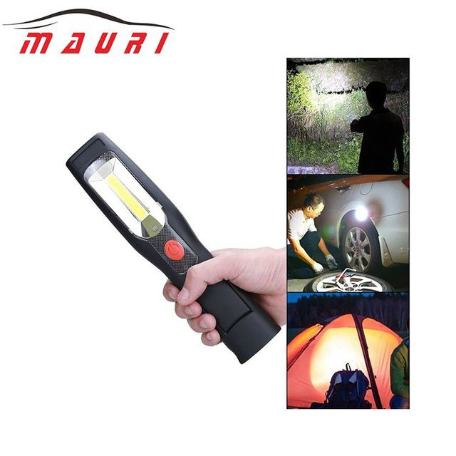 Various colors available led rechargeable work light