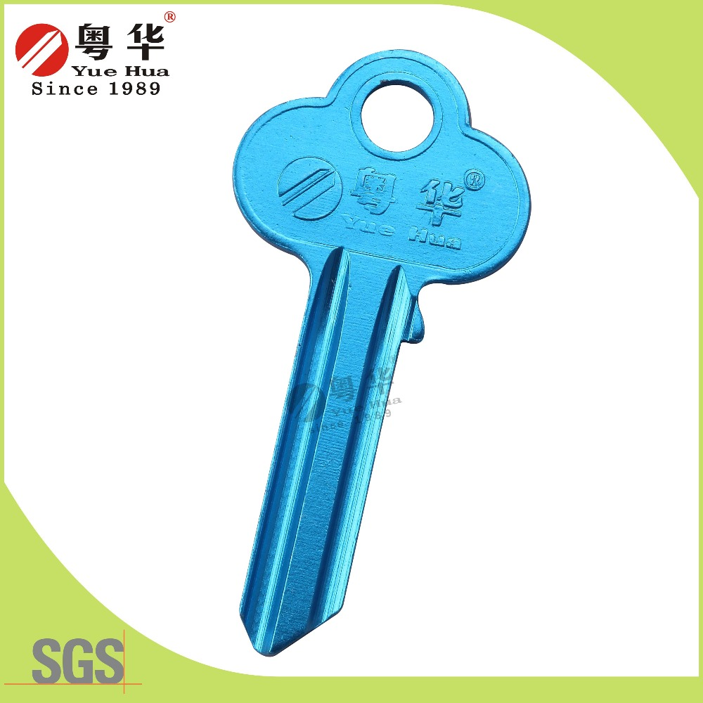 Nice Quality Aluminum Key Blank Custom SC1 KW1 LW4 UL050 Key Blanks Wholesale Worldwide
