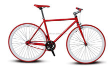 Cheap top quality 700c fixed gear bike bicycle wholesale (TF-FGB-028)
