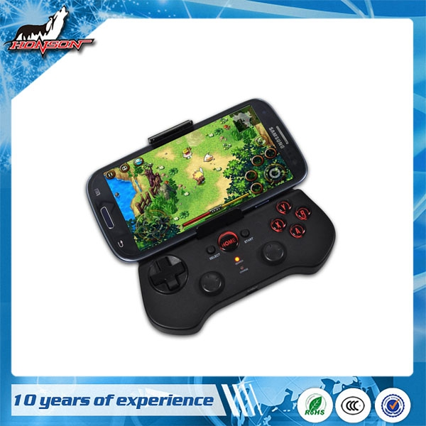 High Quality Android/ IOS/ PC Platform Games Bluetooth Controller