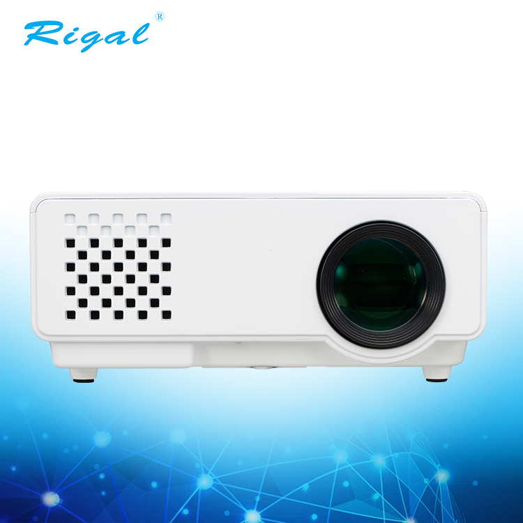 Hot Sell potable LCD support 1080P <strong>projector</strong> for home theater use