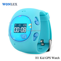 WOW so helpful gps SOS watch phone for human safety