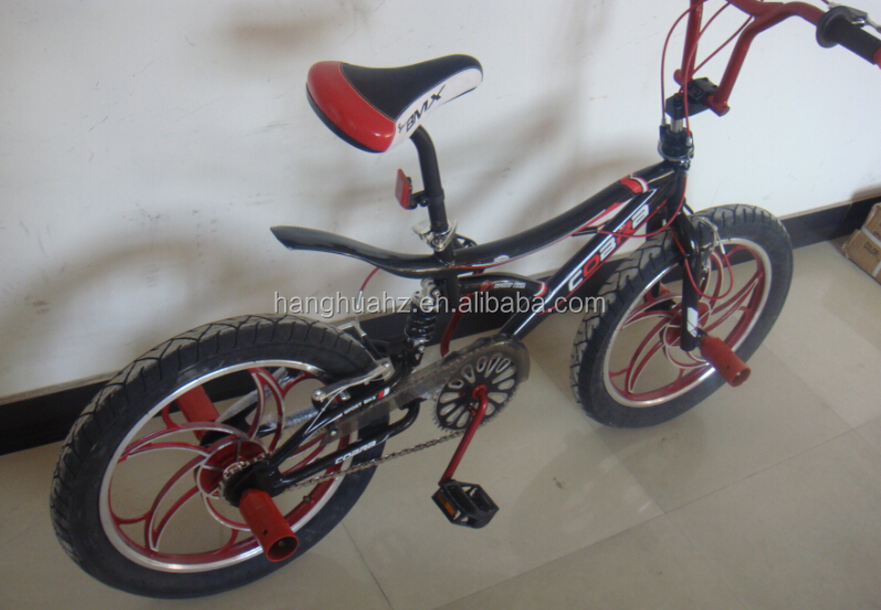 20inch childen cobra freestyle bicycle bmx bicycle with suspension