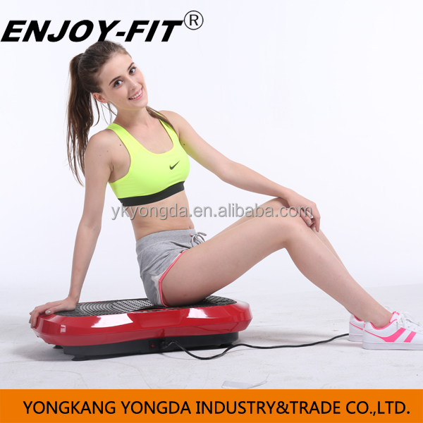 new products fitness equipment body shaper vibration