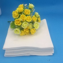 "1-ply 9""x 9"" embossing beverage paper napkin (KL-6893)"