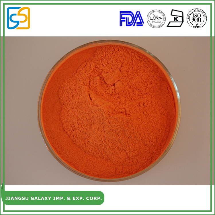 China factory extract powder marigold water soluble lutein