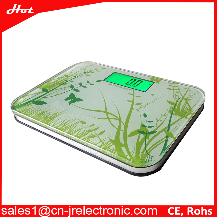 China personal weighing precision digital bathroom product rating gsm scale