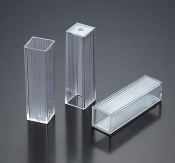 Disposable Plastic PS Polystyrene cuvette with path length 10mm