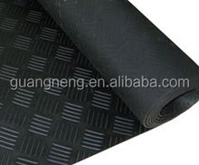 Rubber Flooring, Anti-fatigue Rubber Workshop Floor Mat, Anti-slip Rubber Sheet Roll