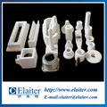 Alumina silicate vacuum forming special shaped ceramic fiber products tube & pipe