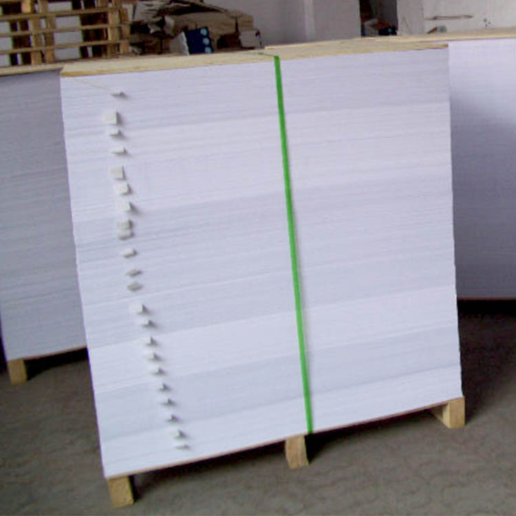 100gsm basic weight sheet packing office uncoated paper