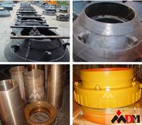 Cone crusher parts,cone crusher spare parts,cone mantle