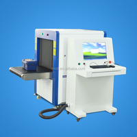 Middle X-Ray Luggage Scanner Can Provide Threat Image Protection Software
