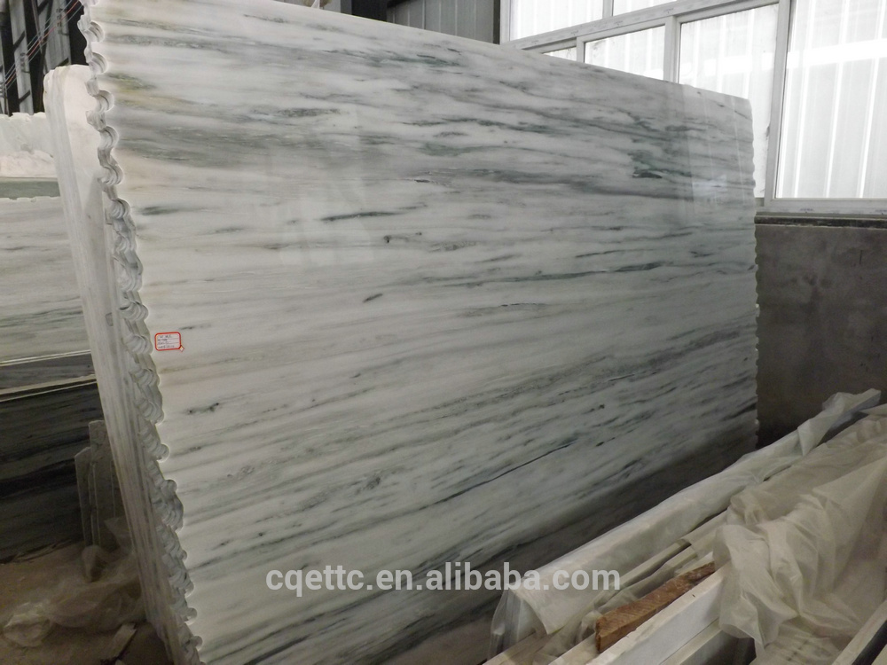 China manufacturer sale white marble slab With Good Service