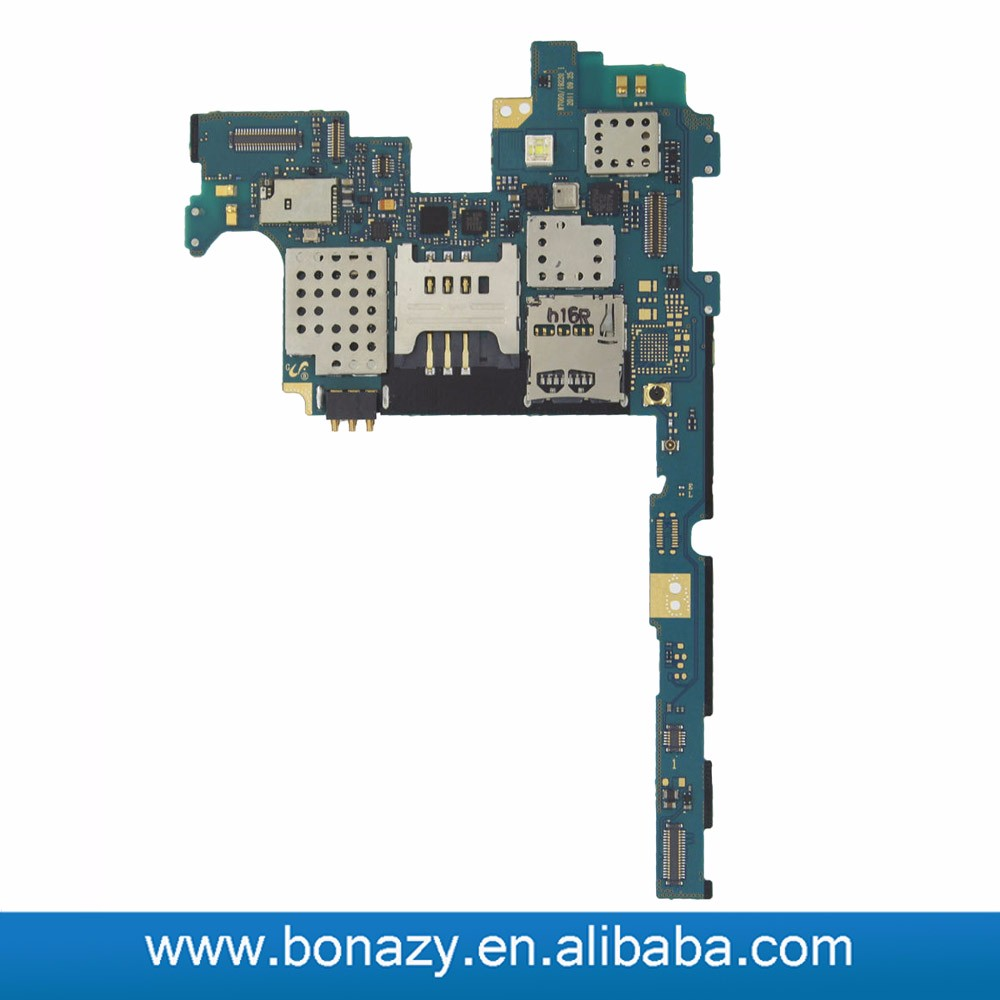 Replacement original quality motherboard for Samsung Note N7000