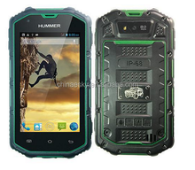"Rugged Phone IP68 Hummer H5 4.0"" Capacitive Screen 512M/4G Mobile Phone Hummer H5 3G"
