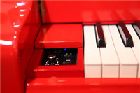 Charming 88 keys roll up electronic piano keyboard