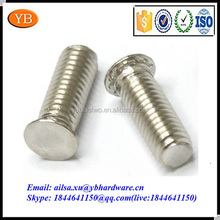 With High Bearing Capacity and Strong Tensile Properties Flat Head Bolts