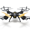 New 2.4G Headless Mode Rc Drone Long Range With Colorful Light Wifi Control Quadcopter