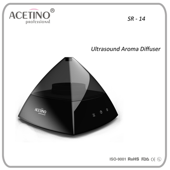 Ultrasonic Humidifier Aroma Essence Decorative Electric