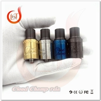GLT Products Cloud Champ atomizer kayfun v4 clone rda nimbus atomizer