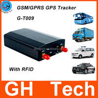 GH 4 Bands Sim Card GSM GPS Car Tracker with Camera G-T009