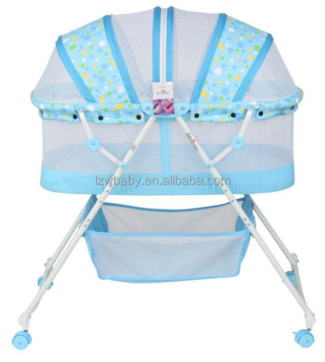 LZW bedroom furniture portable baby bed: model 806