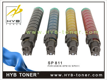 Color Toner cartridge SPC 811 SPC810/811