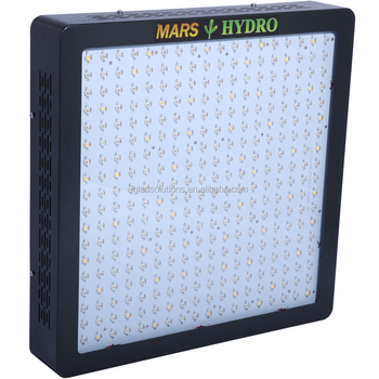 MarsII 1600w hydrophonic 324*5W led grow light veg/flower, MarsHydro epistar led grow light full spectrum cob lamp