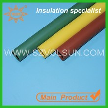Flexible RoHS Bus Bar Heat Shrinkable High Voltage Insulation Sleeving