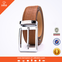 Guangzhou Factory Wholesale Top Leather Waist Belt for Men