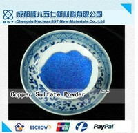 cuso4 powder for mineral processing outlet by nuclear cdh857 factory