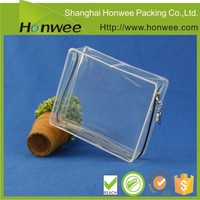 fashion promotional pvc clear bag with free sample