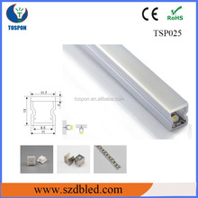 led heat sink aluminum profile for kitchen cabinet/l shape aluminum profile/aluminum profile for led