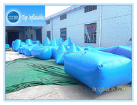 Inflatable paintball bunkers target inflatable paintball air ball bunker