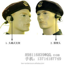 mini headset camera for police