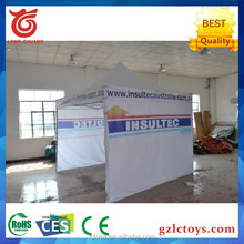 China factory professional trade show Aluminum folding tent /canopy tent outdoor/ yurt tent