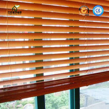 hot sale heavy-duty bathroom PVC faux wood waterproof window blinds tape for venetian blinds