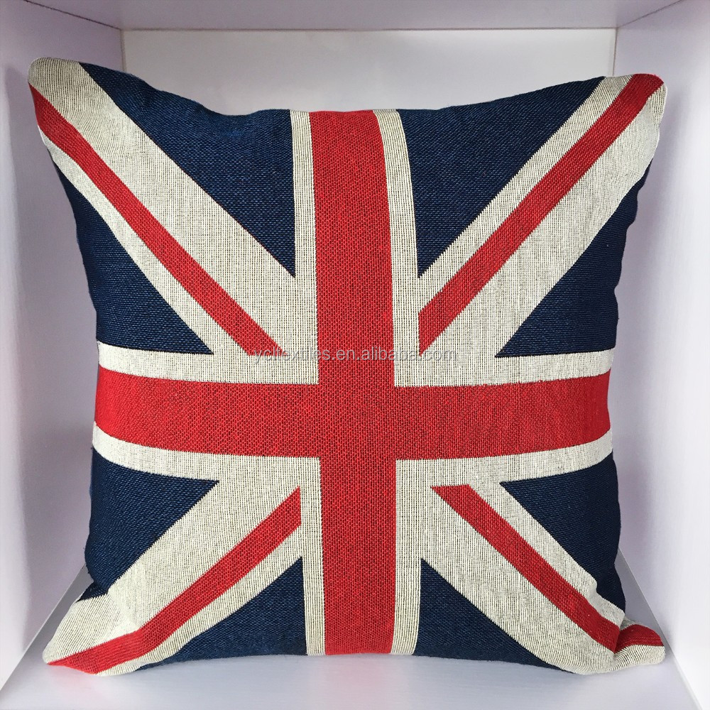 2016 New Designs Jacquard Cushion Cover Home Pillow