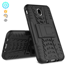 China Supplier Hybrid Combo Rugged Cover Case for Samsung J7