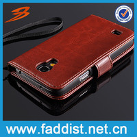 Wholesale Cell Phone Case for samsung galaxy s4 mini with Wallet