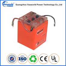 The Most Competitive Price 12v 2.5ah Rechargeable Battery Sealed Gel Motorcycle Battery