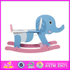 2016 new hot kids wooden rocking horse toy ,solid wooden rocking horse toy,cheap baby rocking horse toy W16D021-x