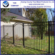 type of timber perimeter fencing
