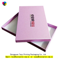 Eco-friendly fashion custom extra large gift boxes with lids